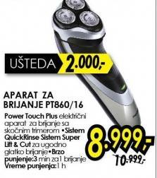 Aparat za brijanje Pt860/16