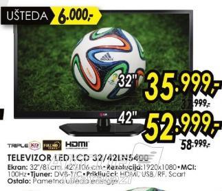 """Televizor LED 42"""" 42ln5400"""