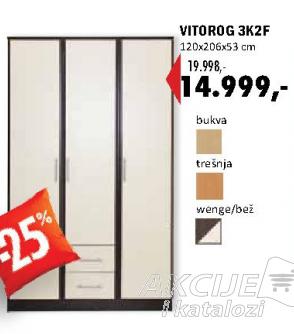 Ormar Vtiorog 3K2F
