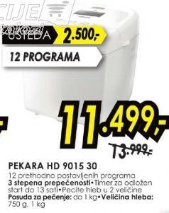 Mini Pekara HD 9015 30