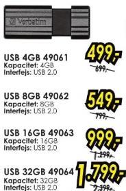 USB fleš 32GB 49064
