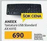 Tastatura USB Standard AX K410