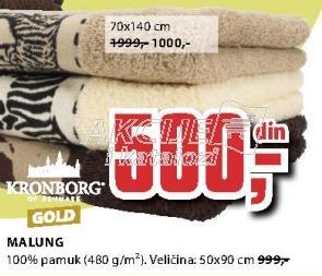 Peškir Malung  50x90cm