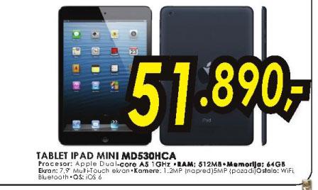 Tablet iPad Mini MD530HC/A
