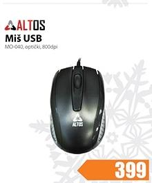 Miš MO-040, USB ALTOS