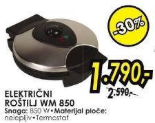 Električni Roštilj WM850