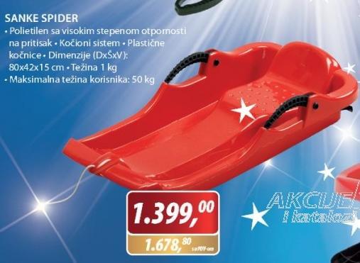 Sanke Spider