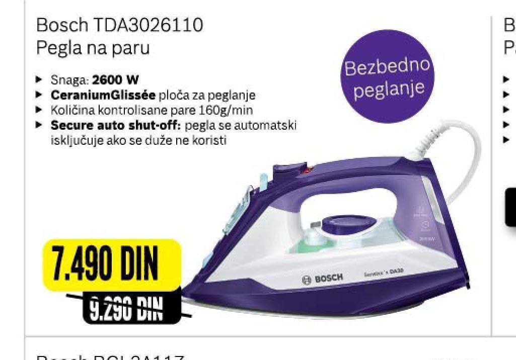 Pegla TDA 3026110