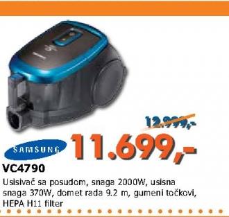 Usisivač VC4790