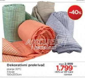 Prekrivač dekorativni