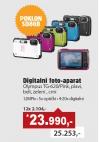 Digitalni Foto-Aparat TG-620