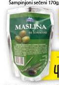 Maslina zelena