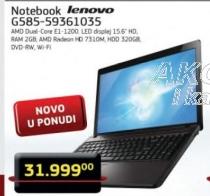 Notebook G585-59361035