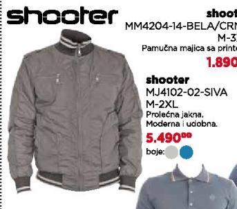 Prolećna jakna Shooter