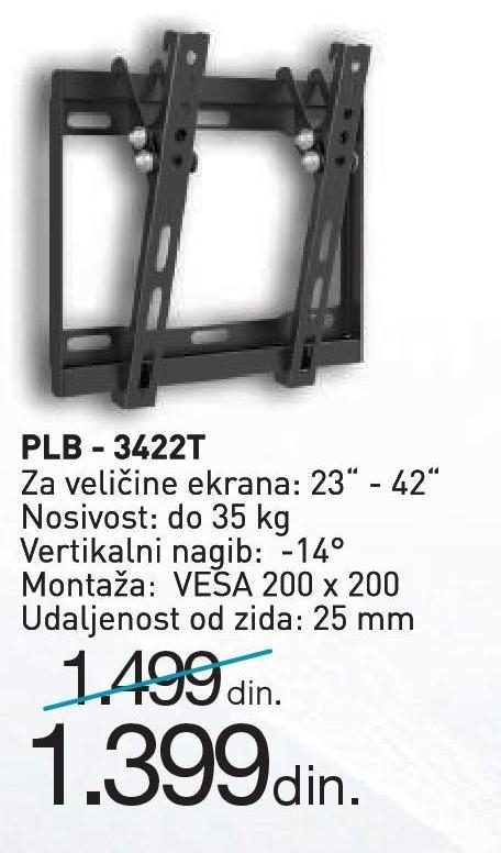 Nosač za televizor PLB3422T
