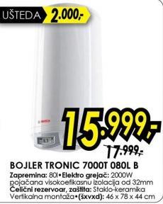 Bojler Tronic 7000t 080l B
