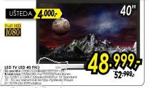Televizor LED LCD TV LED 40 FHD