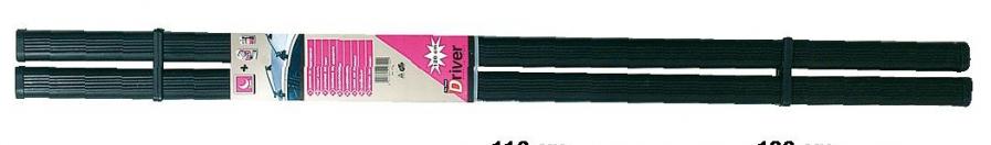 Šipke za krovni nosač, 120cm