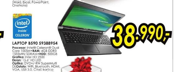 Laptop B590 59388954