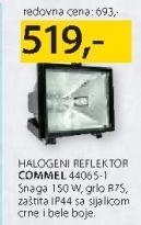 Reflektor Commel 44065 1