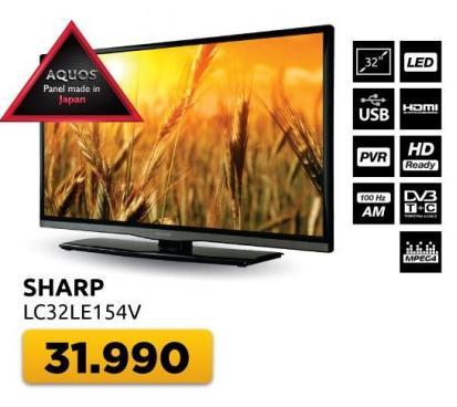 """Televizor LED 32"""" Lc32le154v"""
