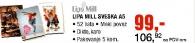 Sveska Lipa Mill A5
