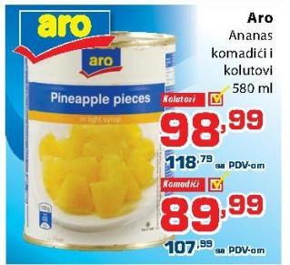 Ananas komadi