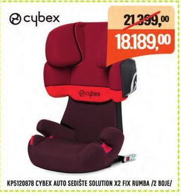 akcija dexy co cybex auto sedi te solution x2 fix rumba. Black Bedroom Furniture Sets. Home Design Ideas
