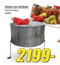 Pekač Za paprike