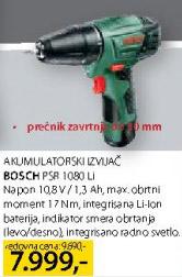 Akumulatorski izvijač Psr 1080Li