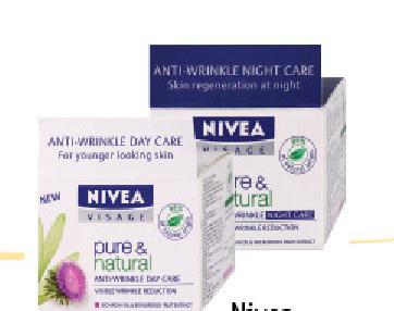 Visage pure&natural krema za lice