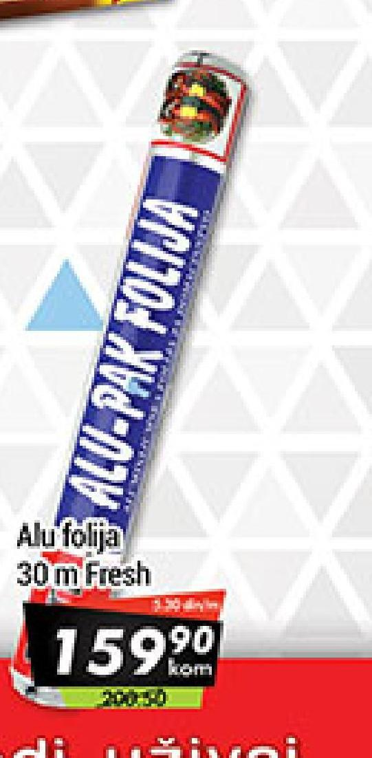 Folija aluminijumska