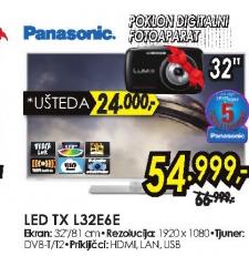 Televizor LED TX L32E6E