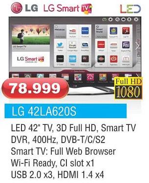 Televizor 42LA620S