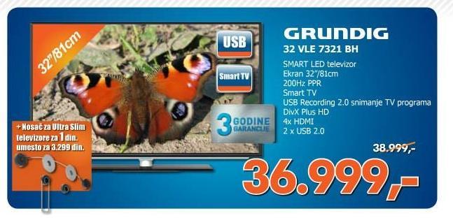 Televizor 32 VLE 7321 BH