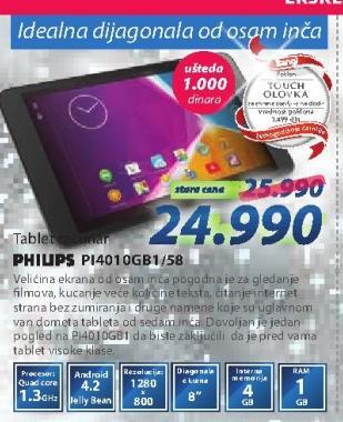 Tablet PI4010GB1/58