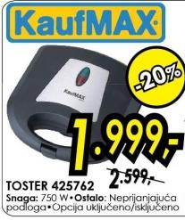 Toster 425762