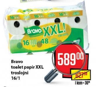Toalet papir 3sl