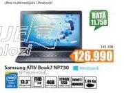Laptop ATIV Book 7 - NP730U3E-K01HS
