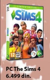 PC igra The Sims 4