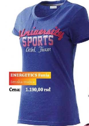 Ženska majica Energetics Fania