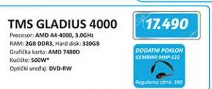 Desktop računar TMS GLADIUS 4000