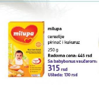 Dečija hrana cerealije
