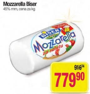 Mozzarella sir
