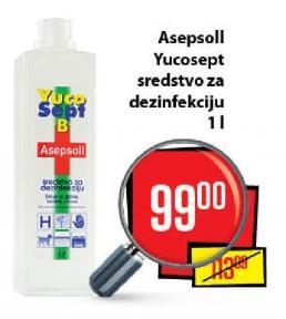 Sredstvo za čiscenje Asepssol