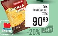Čips Tortilla ljuti