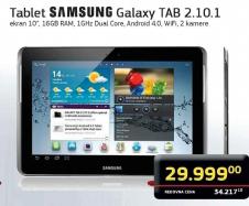 Tablet Galaxy TAB 2.10.1