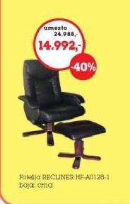 Fotelja Reclier