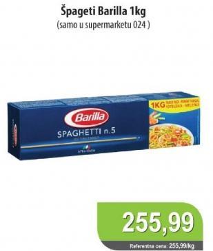 Špagete no5
