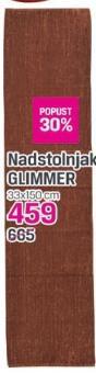 Nadstoljnjak Glimmer
